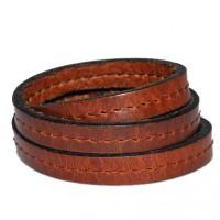 wikkelarmbanden-bruin