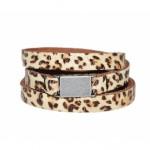 wikkelarmband cheeta