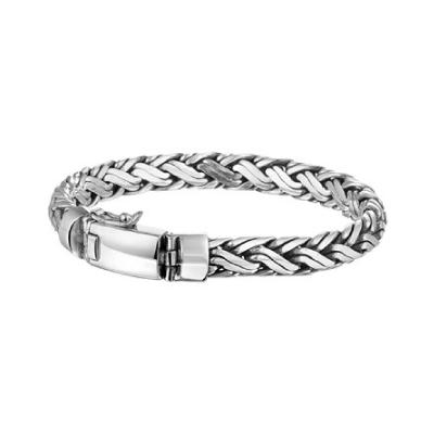 gevlochten-zilveren-dames-armband-8mm