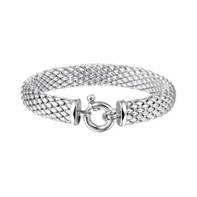 gevlochten-dames-armband-zilver