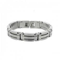Stalen-heren-armband-met-staaldraad