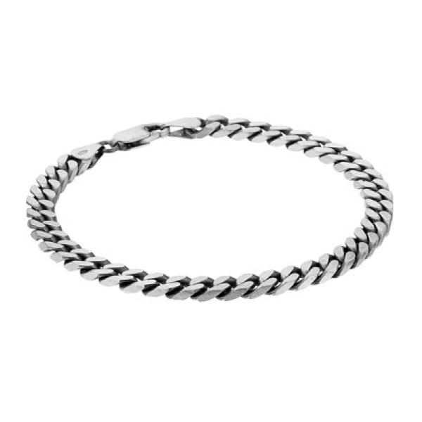 zilveren armband heren| gratis verzending
