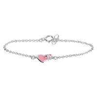 zilveren-kinderarmband-roze-hartje